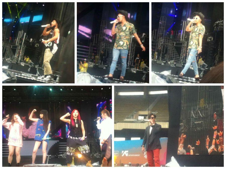 YG Family Sound Check Party