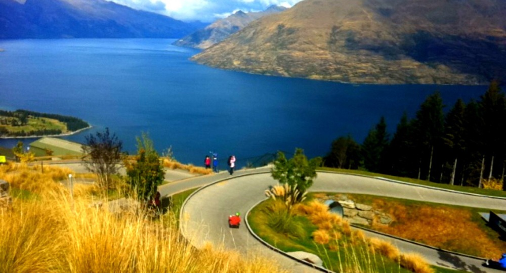 queenstown luge new zealand