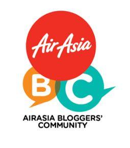 Air Asia Blogger