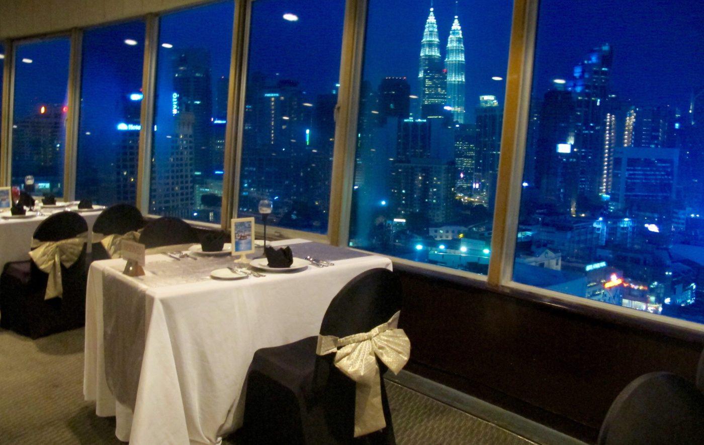 Bintang Revolving Restaurant Federal Hotel KL