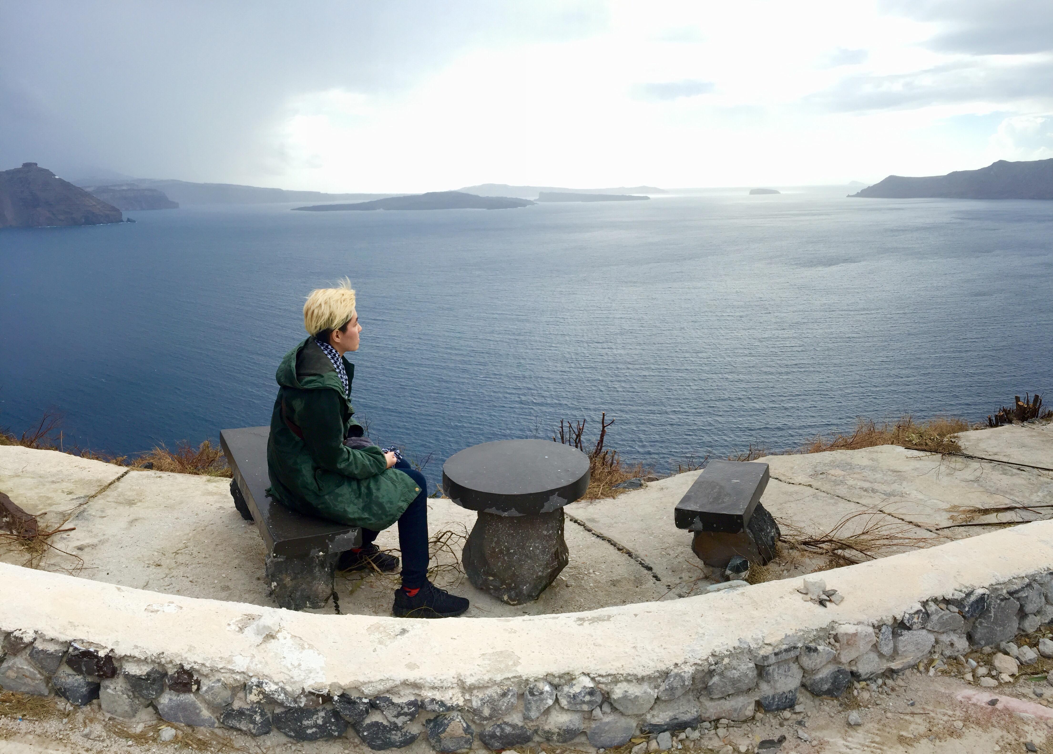 November Winter in Santorini – owned the island! – Wander Baz