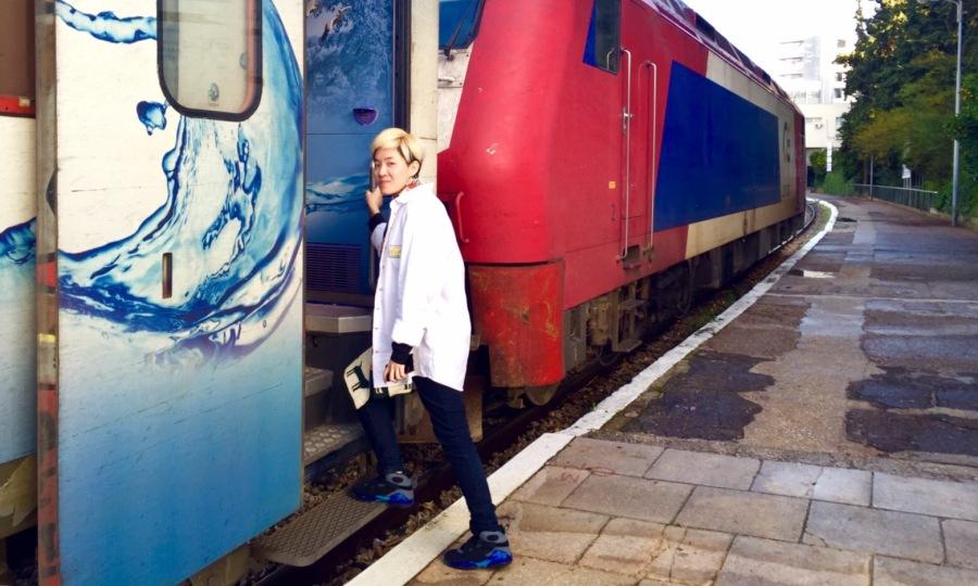 athens kalambaka train