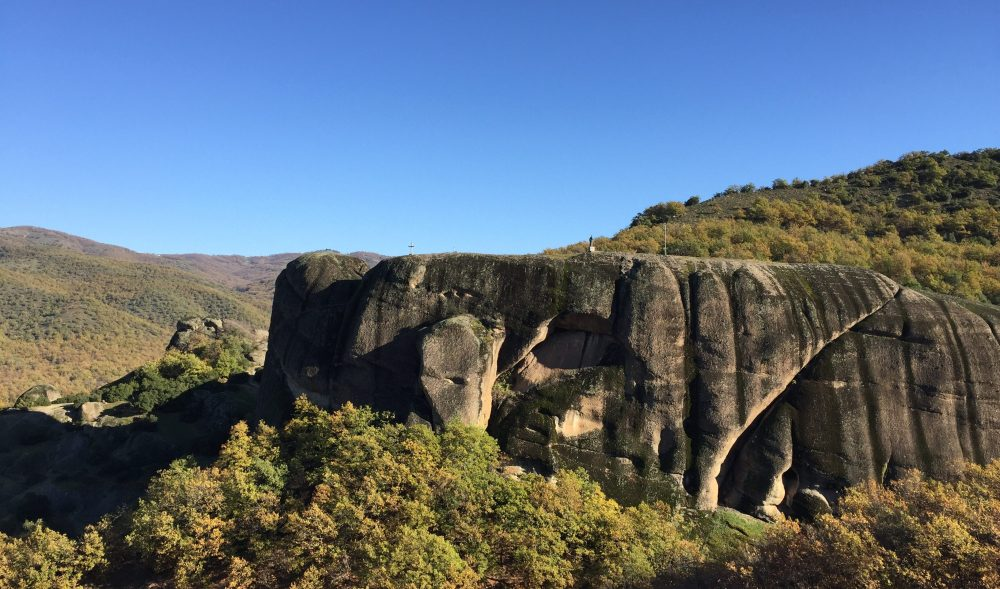 hiking tour meteora