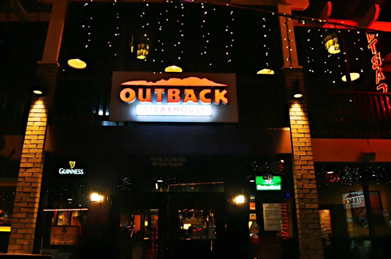 Outback Steakhouse Bukit Bintang BB Park