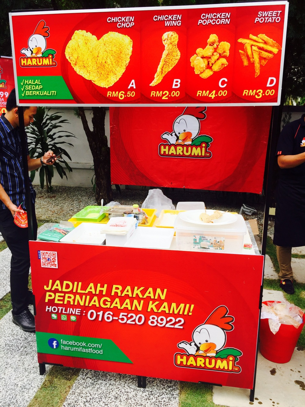HARUMi Fried Chicken Franchise Business Opportunity