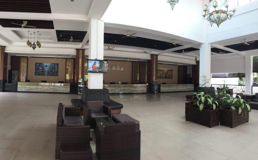 Family deluxe room arabian bay resort bukit gambang resort city