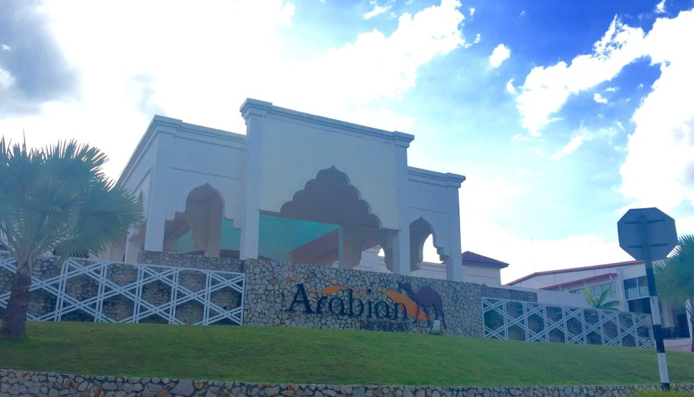 arabian bay resort bukit gambang resort city
