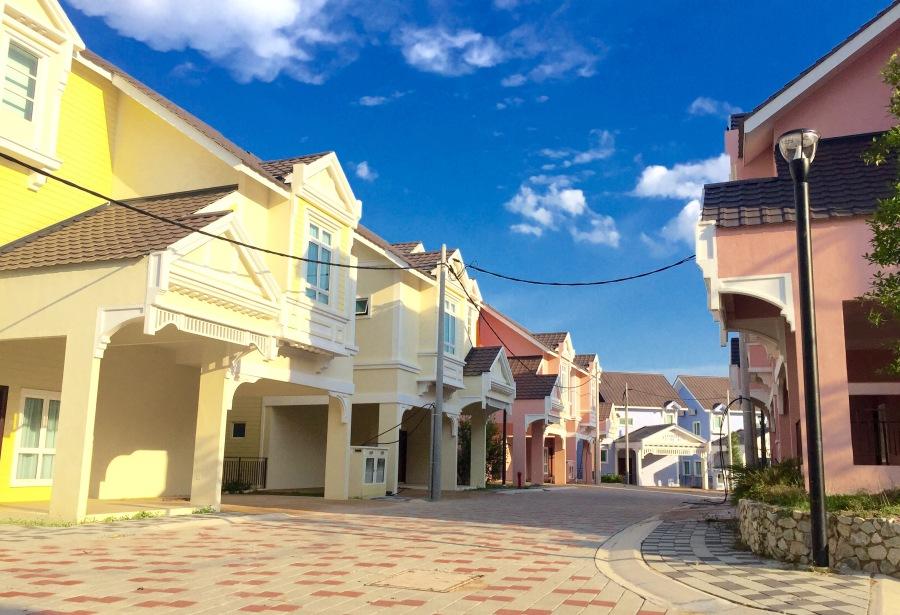 bukit gambang global heritage villas