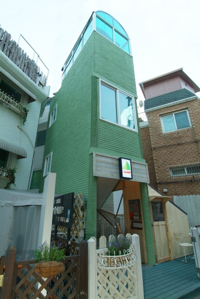 Yacht Guesthouse Itaewon Seoul