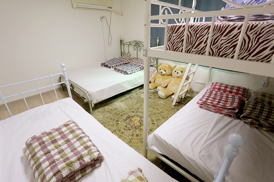 yacht guesthouse itaewon seoul family room