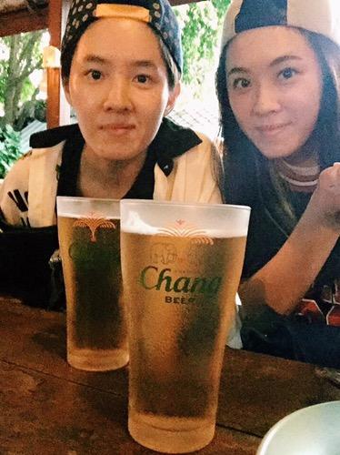 chang beer thailand chiang mai
