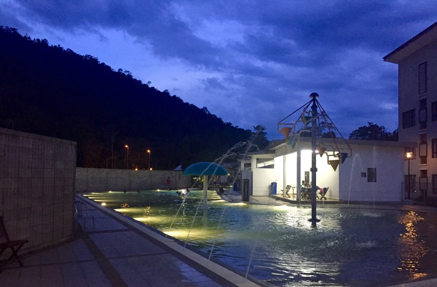 Suria Hot Spring Bentong Resort