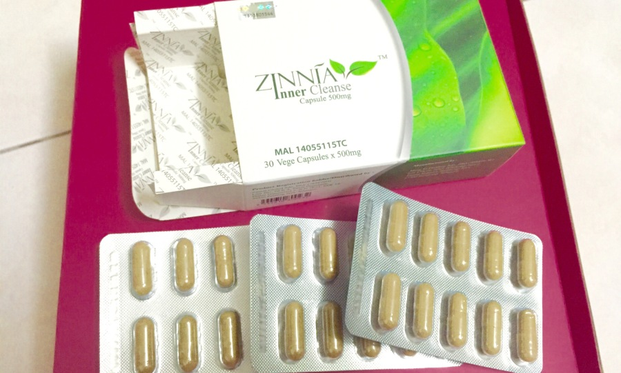 zinnia inner cleanse constipation cure remedies medicine malaysia