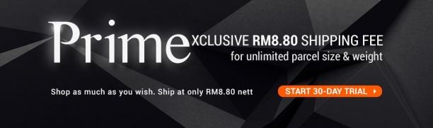 Prime Shipping EZBUY TAOBAO MALAYSIA