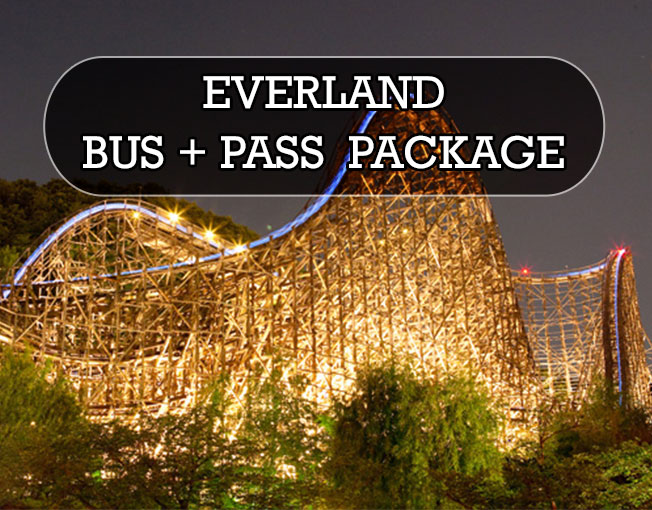 Everland with Shuttle Bus Package by Funko – Funtastic Korea!