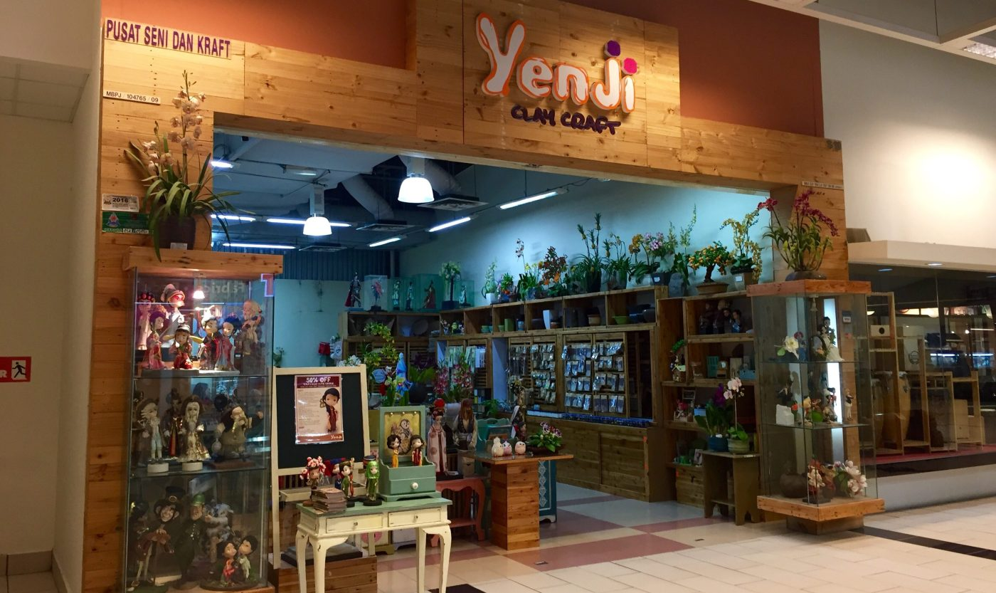 Yenji Clay Craft Art Craft