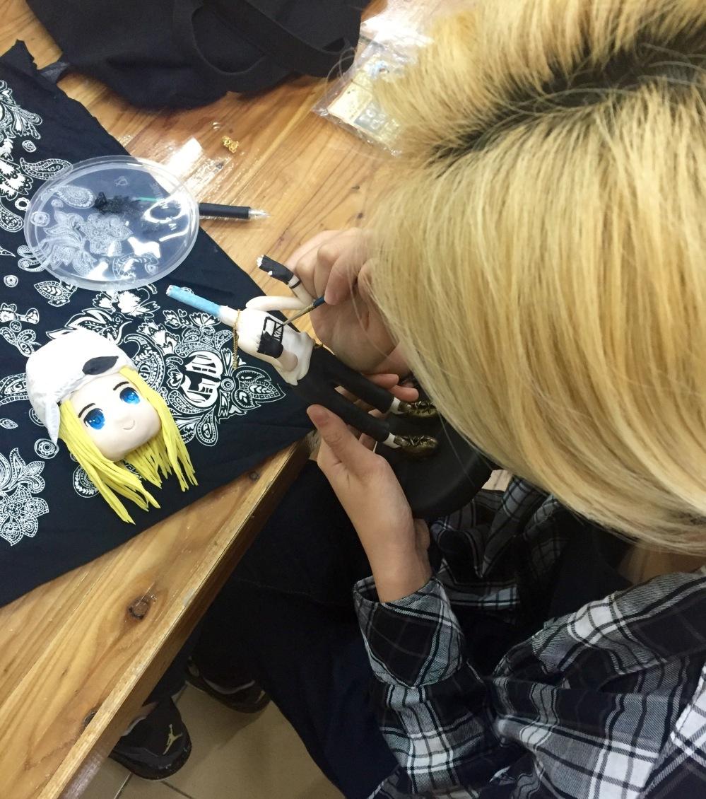 Yenji Clay Craft Art Craft