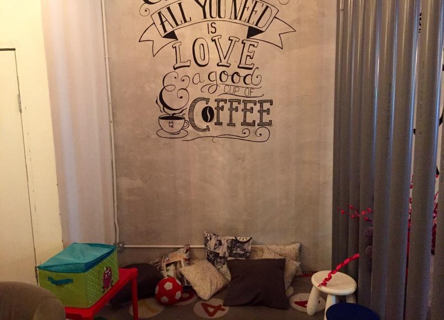 M136 Coffee House Taman Maluri Cheras