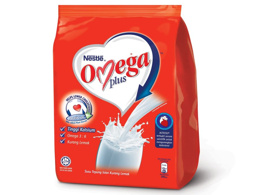 Nestle Omega Plus Mlik