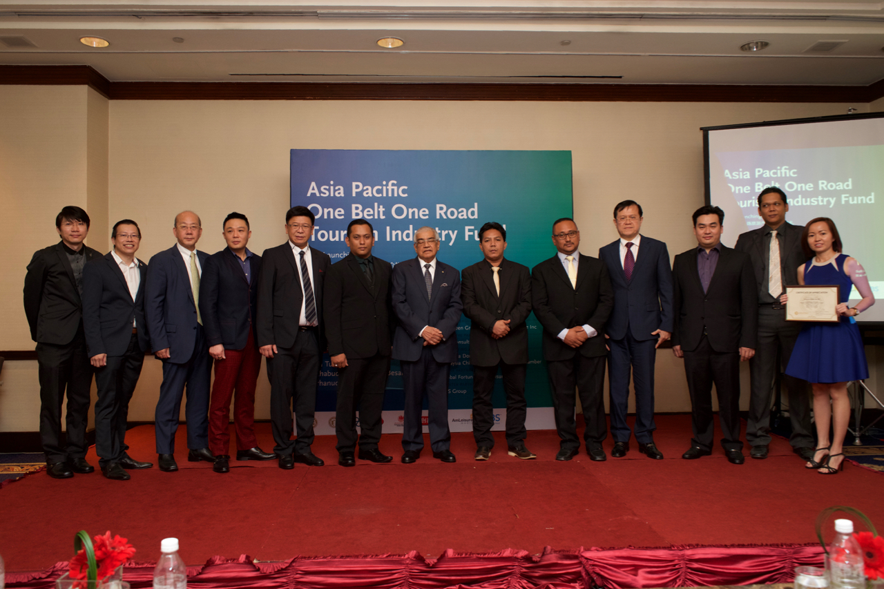 Asia Pacific One Belt One Road Tourism Industry Fund Malaysia
