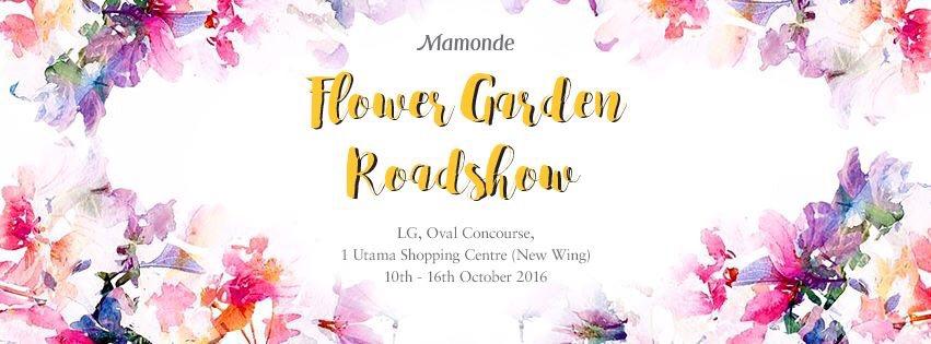 Park Shin Hye Mamonde Malaysia Flower Day 2016