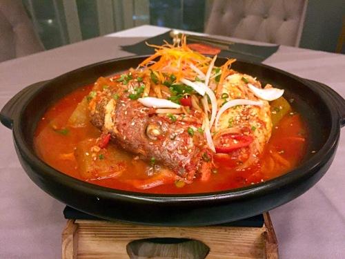 Mazzo Fine Dine Publika Korean Restaurant