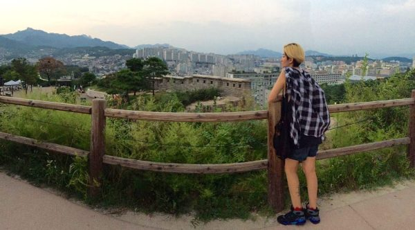 Seoul City Wall Must Visit Korean Local Sunset Spot
