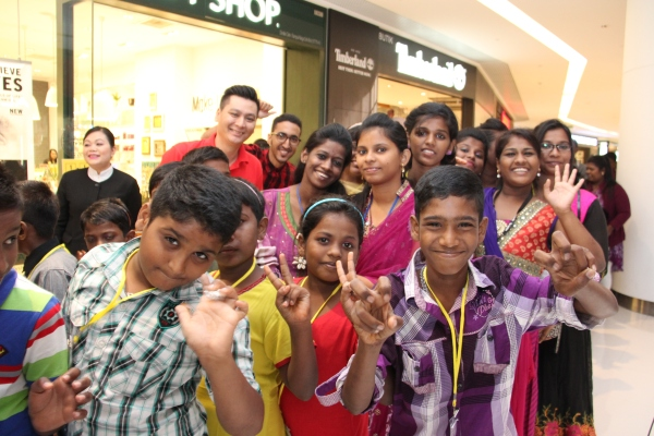 Sunway Putra Hotel Time to Give Again CSR Deepavali
