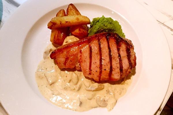 ANTE restaurant Publika Best Pork Steak Mont Kiara Kuala Lumpur