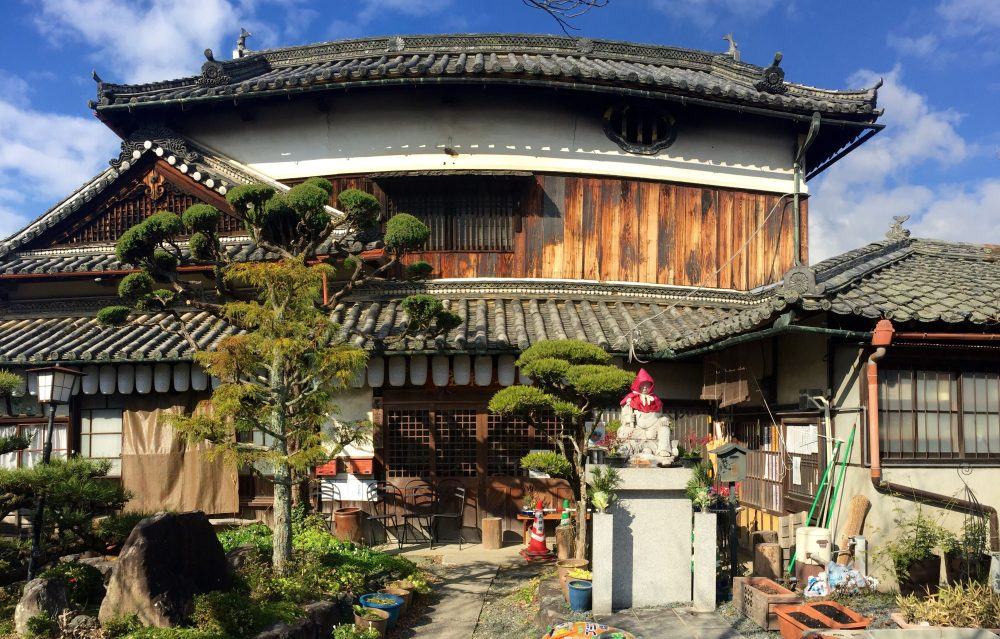 Jisonin Kudoyama Samurai sanada town