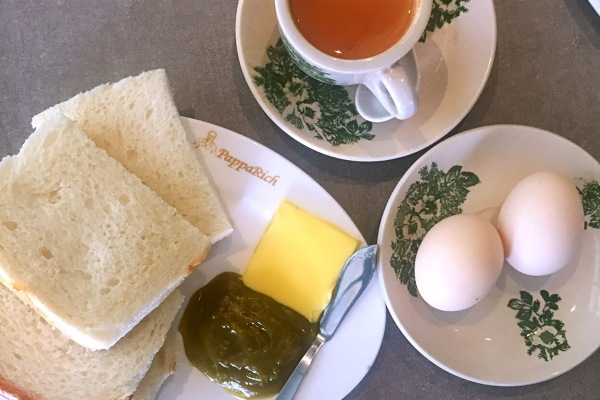 papparich malaysia breakfast set promotion rm8.8.