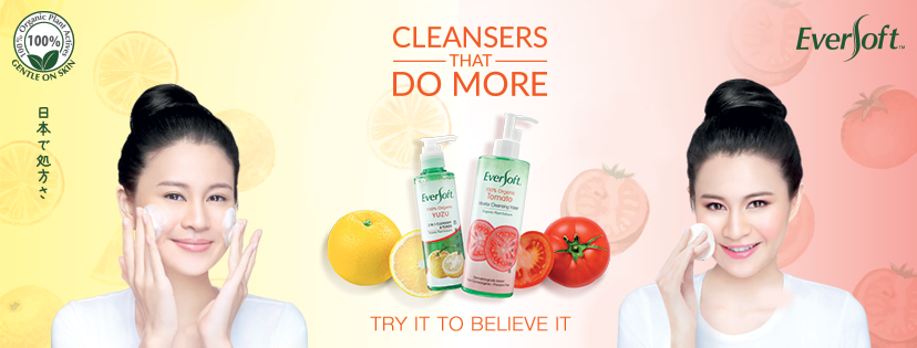Eversoft 100% Money Back Guarantee Cleansers that do more