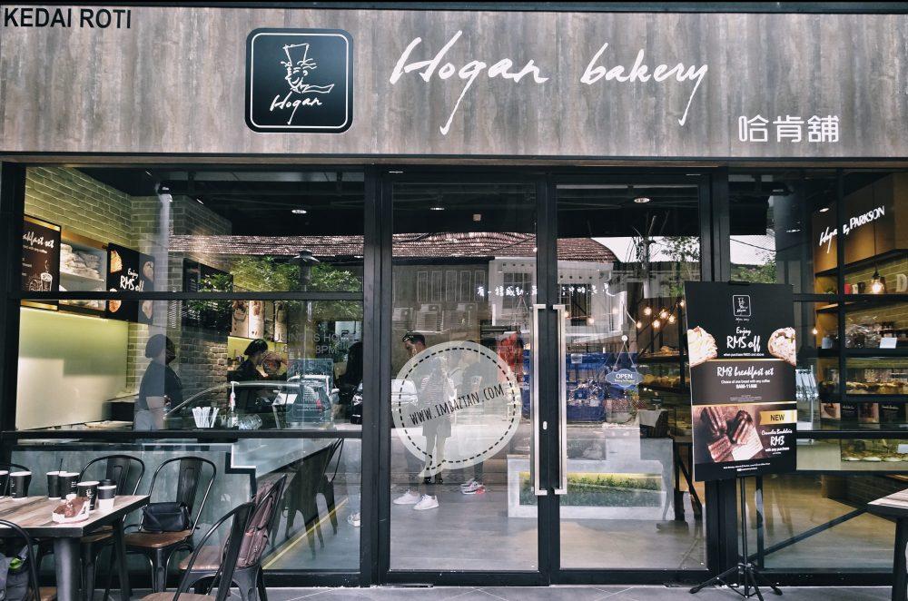 Hogan Bakery Malaysia Bukit Bintang Pastry Cafe