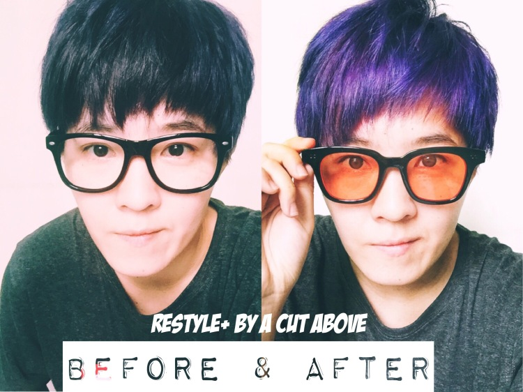 restyle+ by a cut above 1 mont kiara hair treatment hair bleaching hair colouring