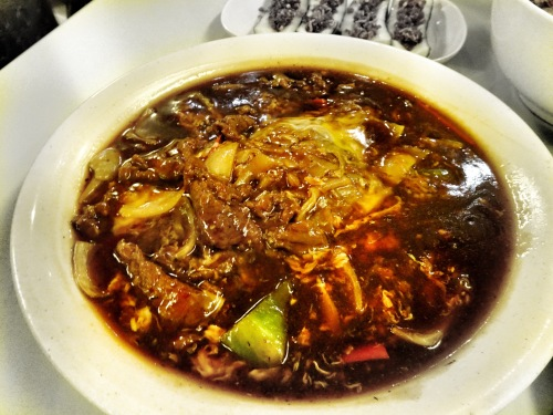 Home Made Fish Head Noodle Review @ Kota Damansara (美味園魚頭米)
