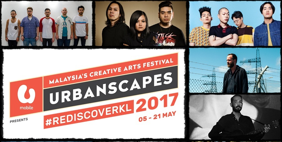 Hyukoh Malaysia Tiger Uncage 2017 Urbanscapes