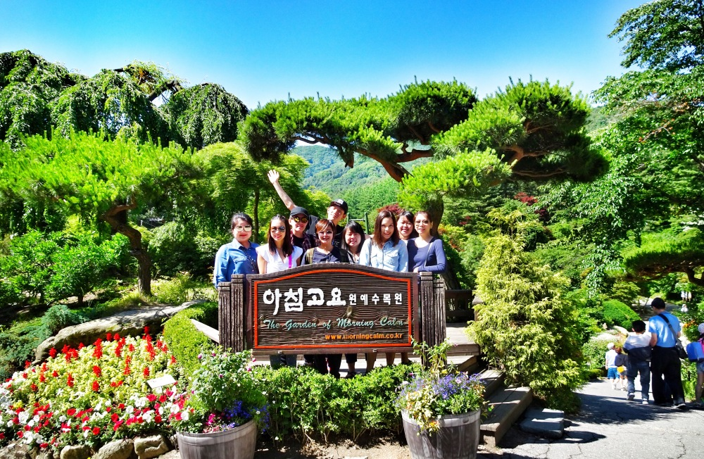 funtastic korea nami island gangchon railbike tour package