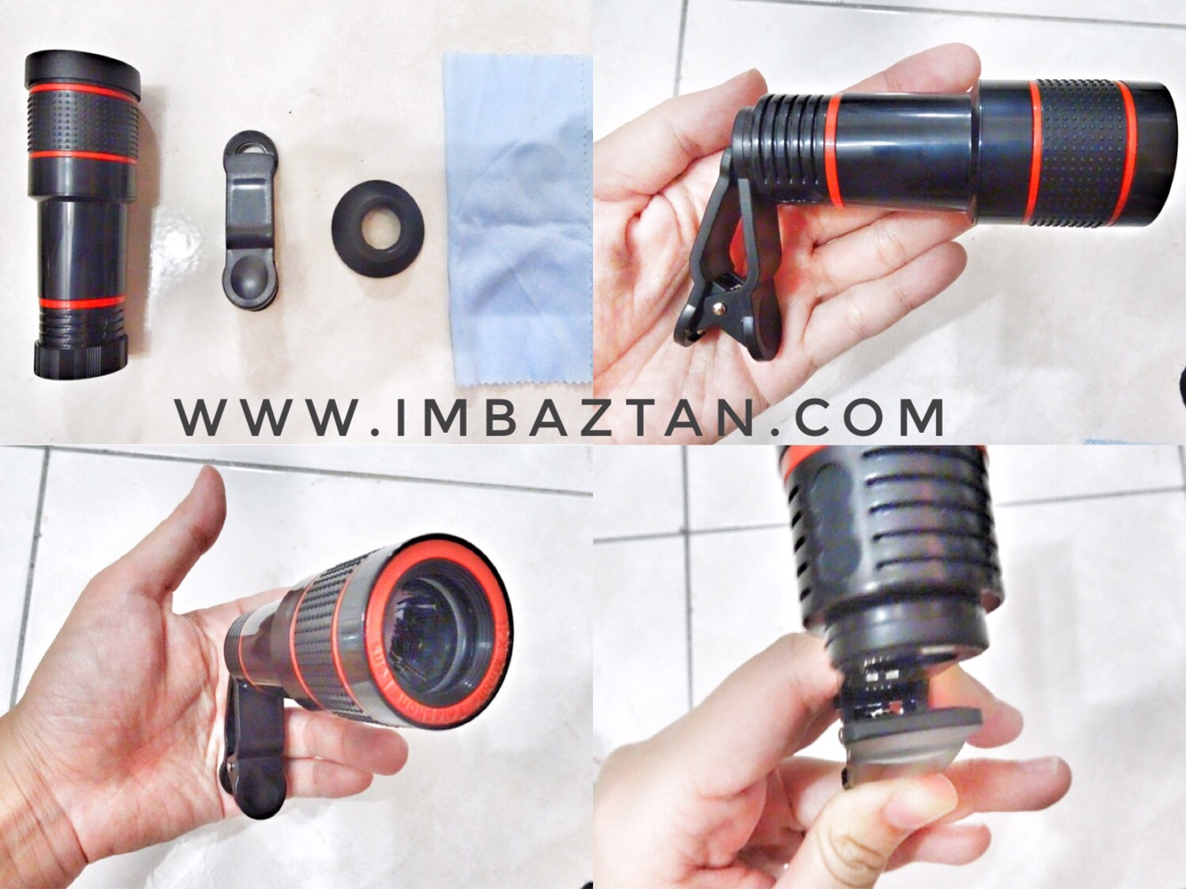 that mobile shop mobile zoom lens