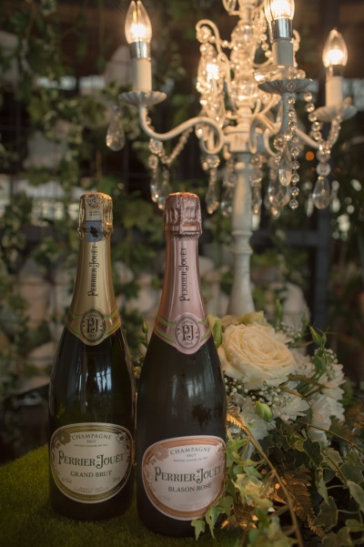 Signature The Roof Perrier Jouet