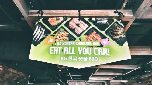 Kilo Grill BBQ Buffet Damen Mall Subang