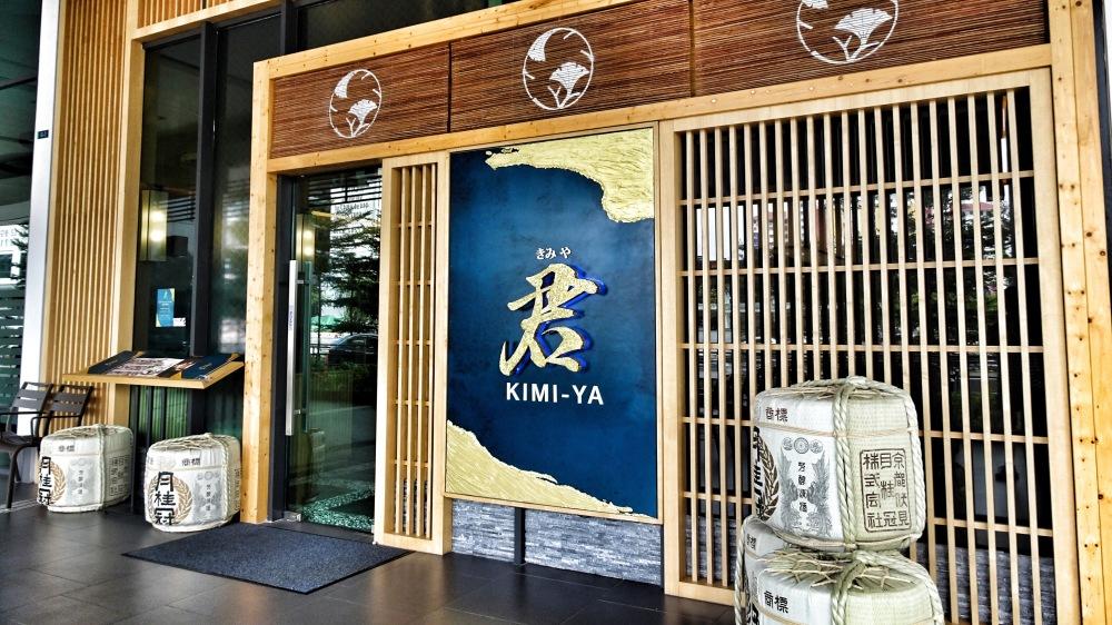 Kimiya Japanese Restaurant cheap old klang road