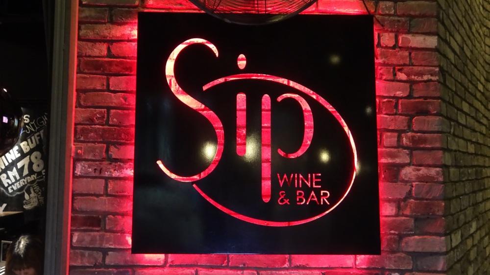 Sip Wine and Bar Free Flow Wine Cheap Beer Bar Empire Damansara