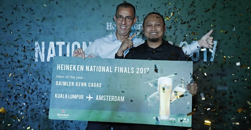 Heineken Star Serve National Finals 2017