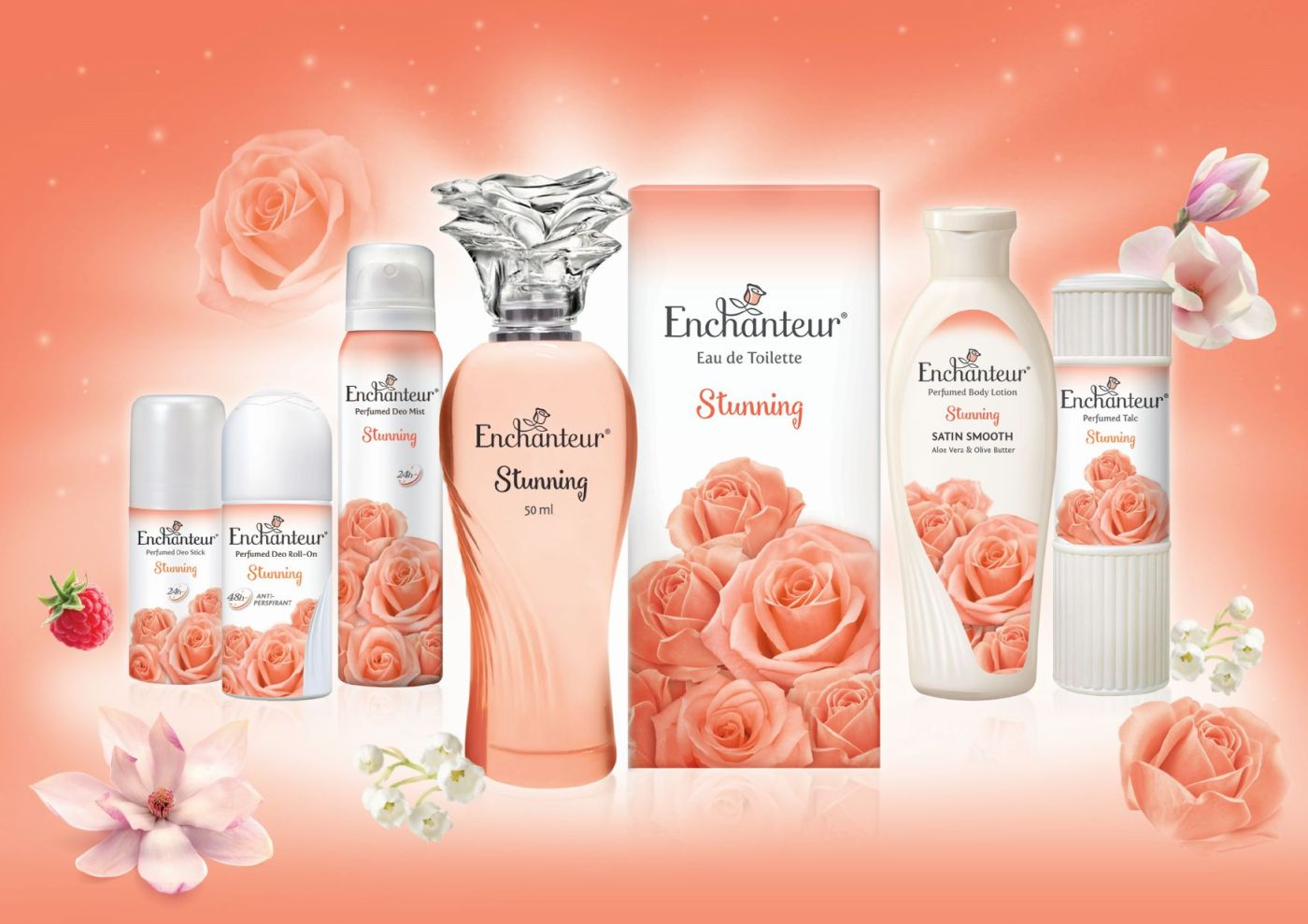 Enchanteur new product