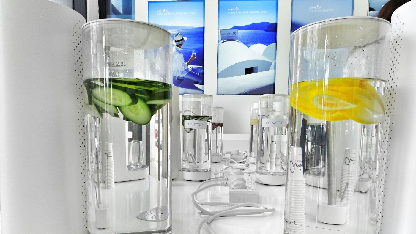 Diamond Coral 3 Seconds Instant Warm Water Dispenser