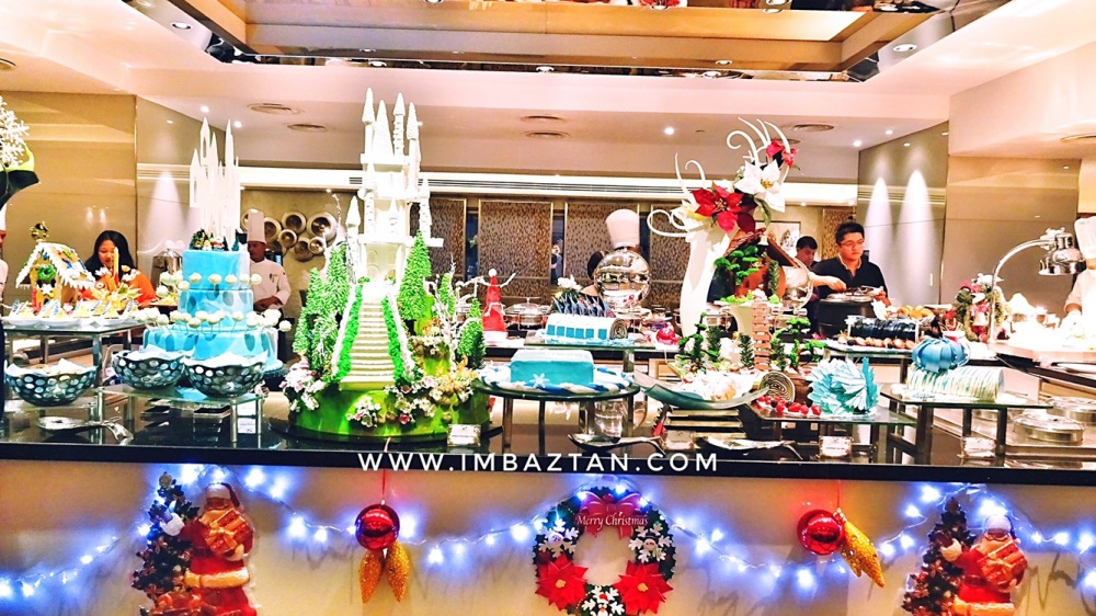 Sunway Putra Hotel Christmas New Year Buffet