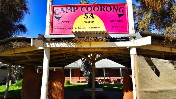 Camp Coorong Ngarrindjeri