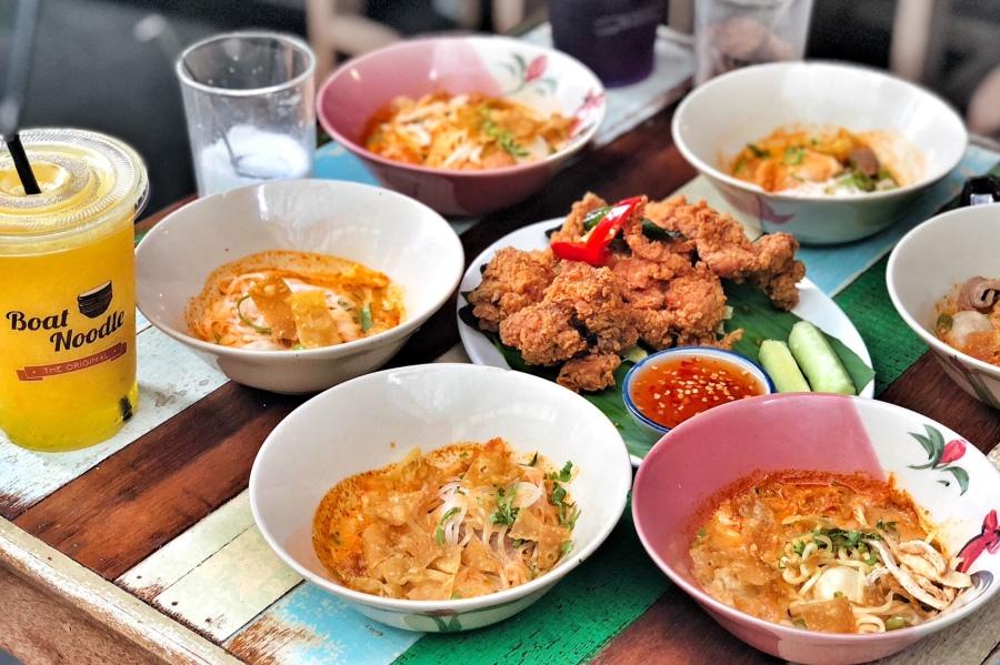 Boat Noodle New Menu Tomyam