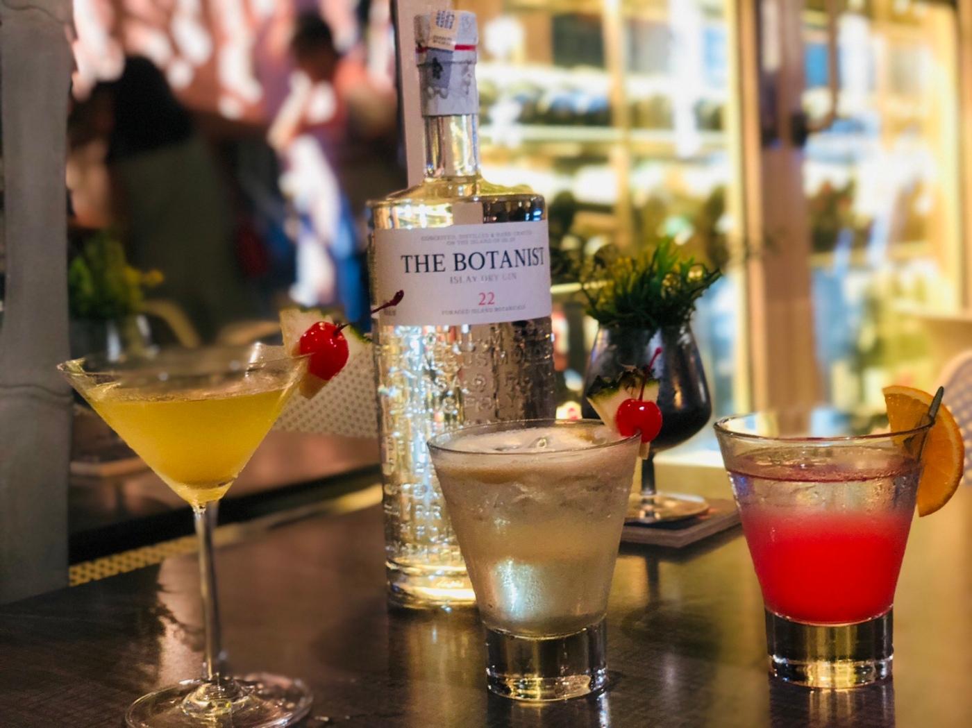 The botanist Gin World Gin Day WIP Bangsar