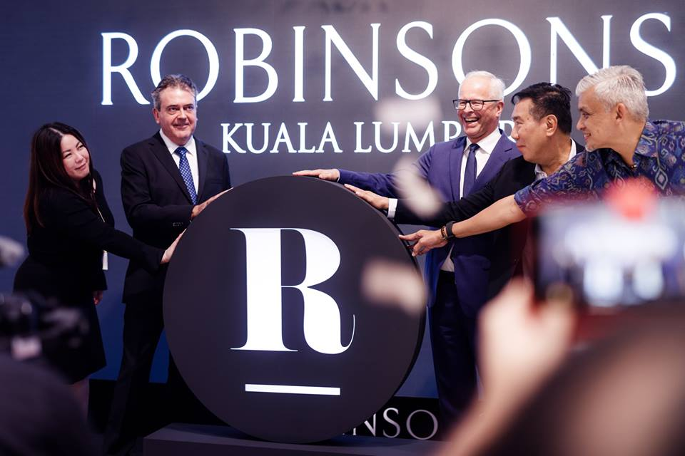 Robinsons Flagship Store Kuala Lumpur Grand Launch